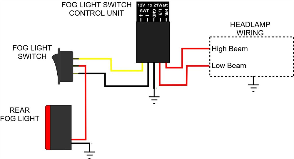 Diagram  Toyota Ta Fog Light Wiring Diagram Full Version Hd Quality Wiring Diagram